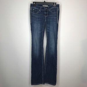 "BKE Stella Bootcut Jeans Waist 26"" XL"